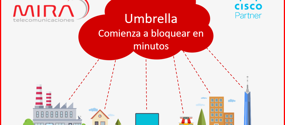 CISCO UMBRELLA – Mira Telecomunicaciones
